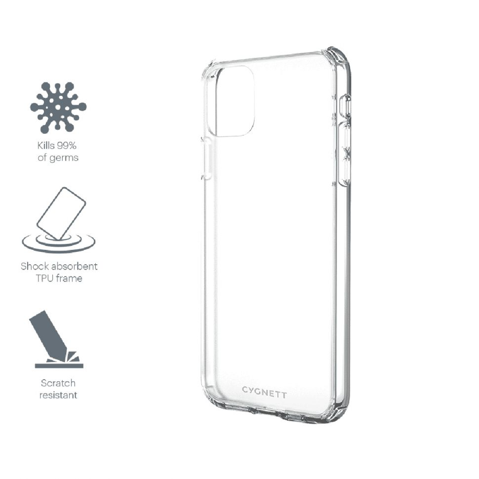Protection AeroShield iPhone 12 - Crystal
