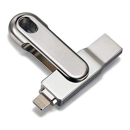 Clé USB 3.0 + Lightning 16GB - Platinet