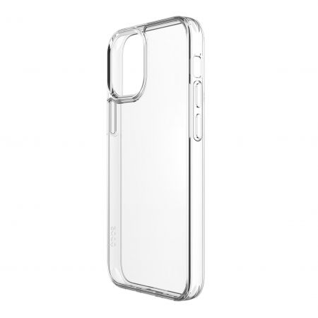 QDOS Hybrid case iPhone 12 - clear