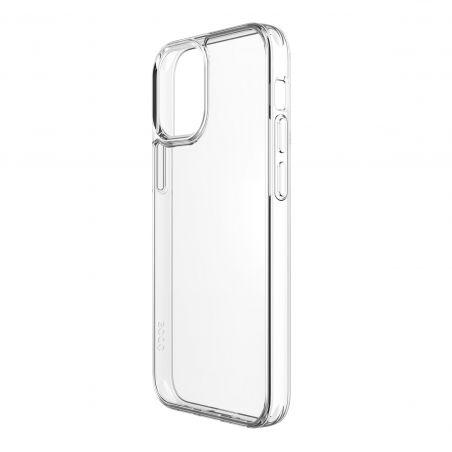 QDOS Hybrid case iPhone 12 - clear