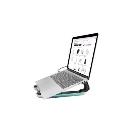 Support d'ordinateur portable - Hub + RGB Light
