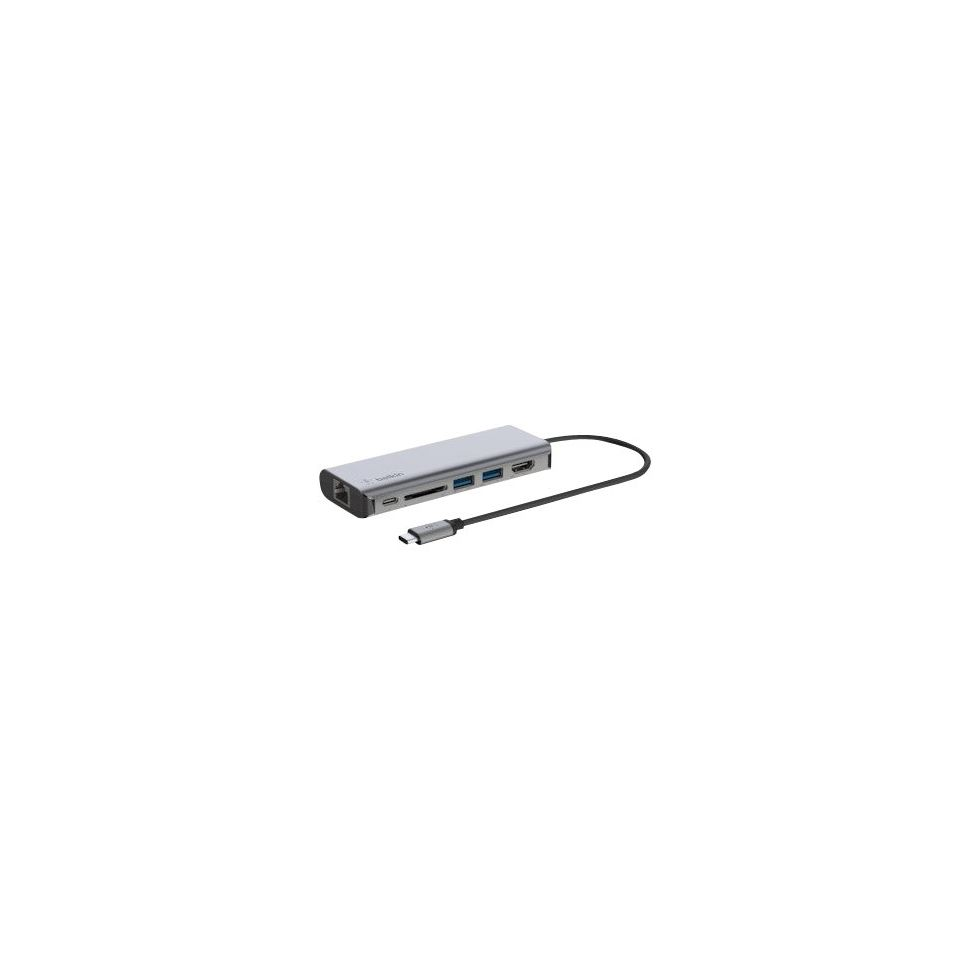USB-C 6-in-1 Multiport Adapter Belkin