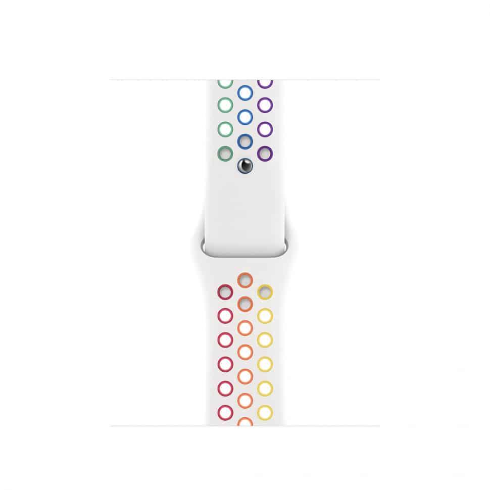 Bracelet Sport Nike 40 mm Pride Edition - Apple