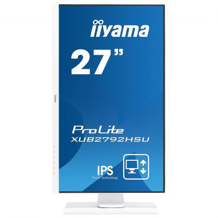 "Moniteur Iiyama 27"" - XUB2792HSU-W1"