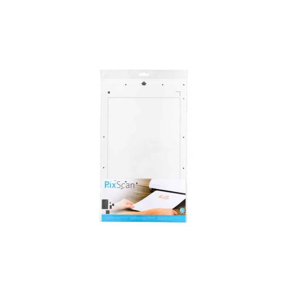 Tapis de coupe PixScan pour Silhouette Portrait - 19 cm x 29.2 cm