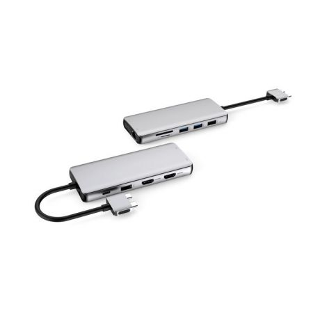 Hub eSTUFF - USB-C 12-in-1 Mobile Dock