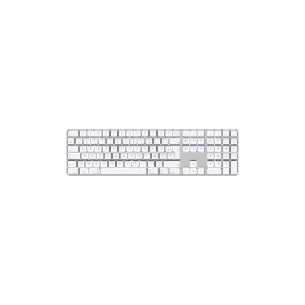Magic Keyboard M1 avec Touch ID et PAVE NUM - Français
