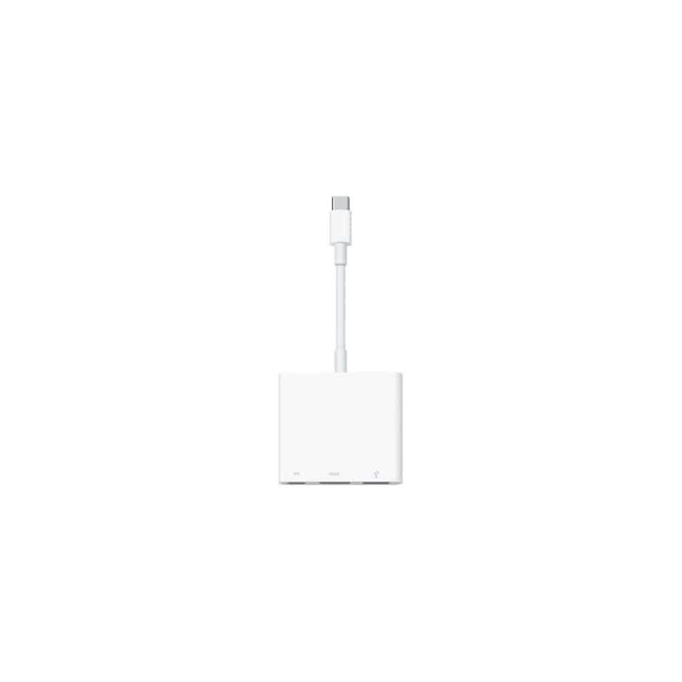 Adaptateur multiport AV numérique USB‑C