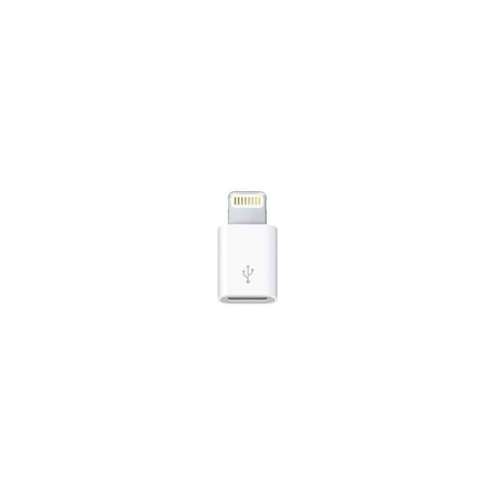 Adaptateur Lightning vers Micro USB