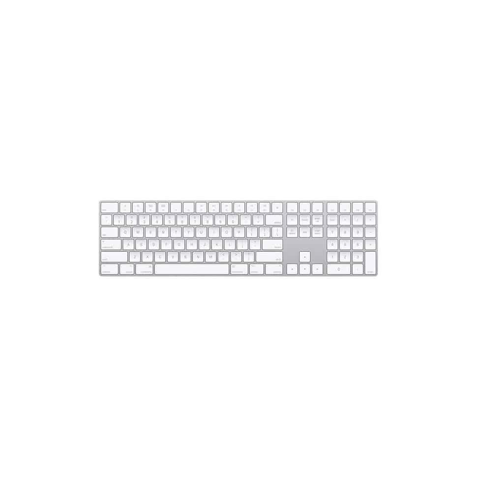 Magic Keyboard avec pavé numérique – Silver