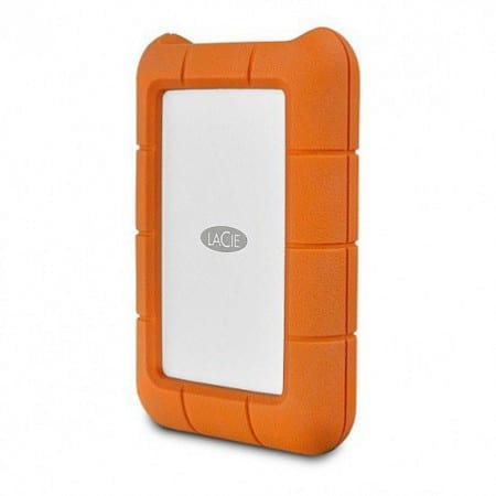 Disque Dur Externe Portbale Rugged Mini USB 3.0 – Lacie