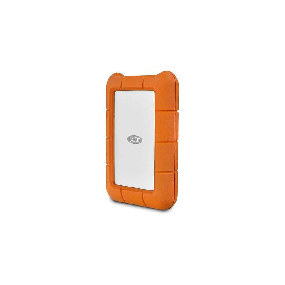 Disque Dur Externe Portbale Rugged Mini USB 3.0 - Lacie