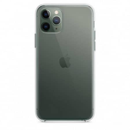 Coque transparente pour iPhone 11 Pro