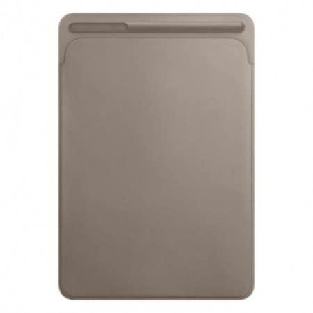 Etui en cuir Taupe pour iPad Air 10,5 – Apple