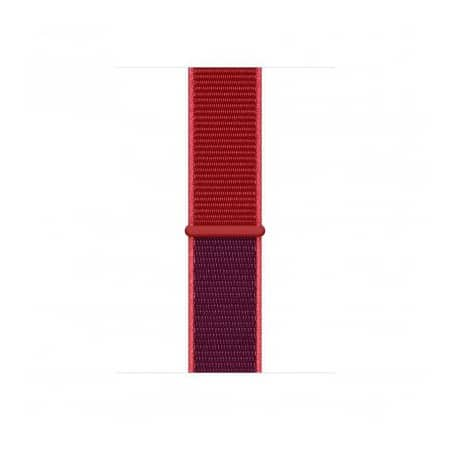 Boucle Sport (PRODUCT)RED 44 mm  – Apple