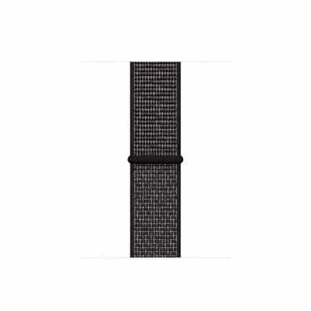 Boucle Sport Noir 40 mm  – Apple