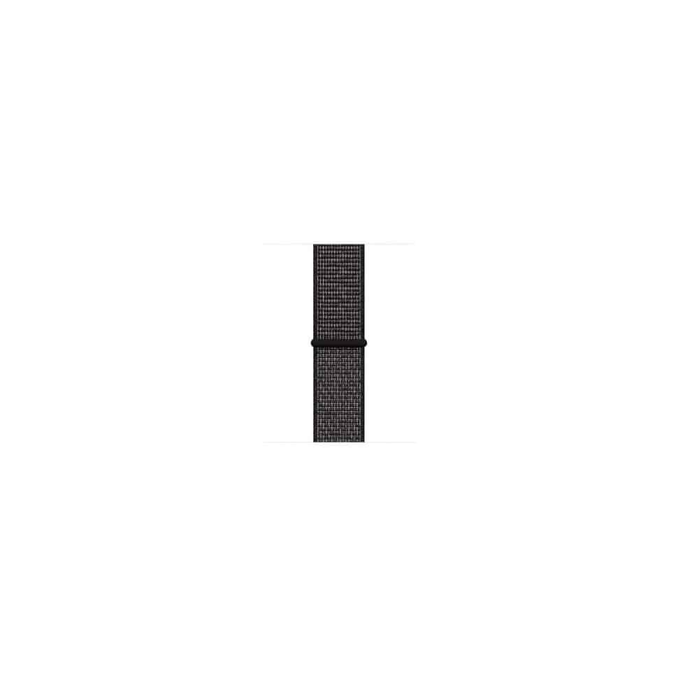 Bracelet Boucle Sport Noir 44 mm  - Apple