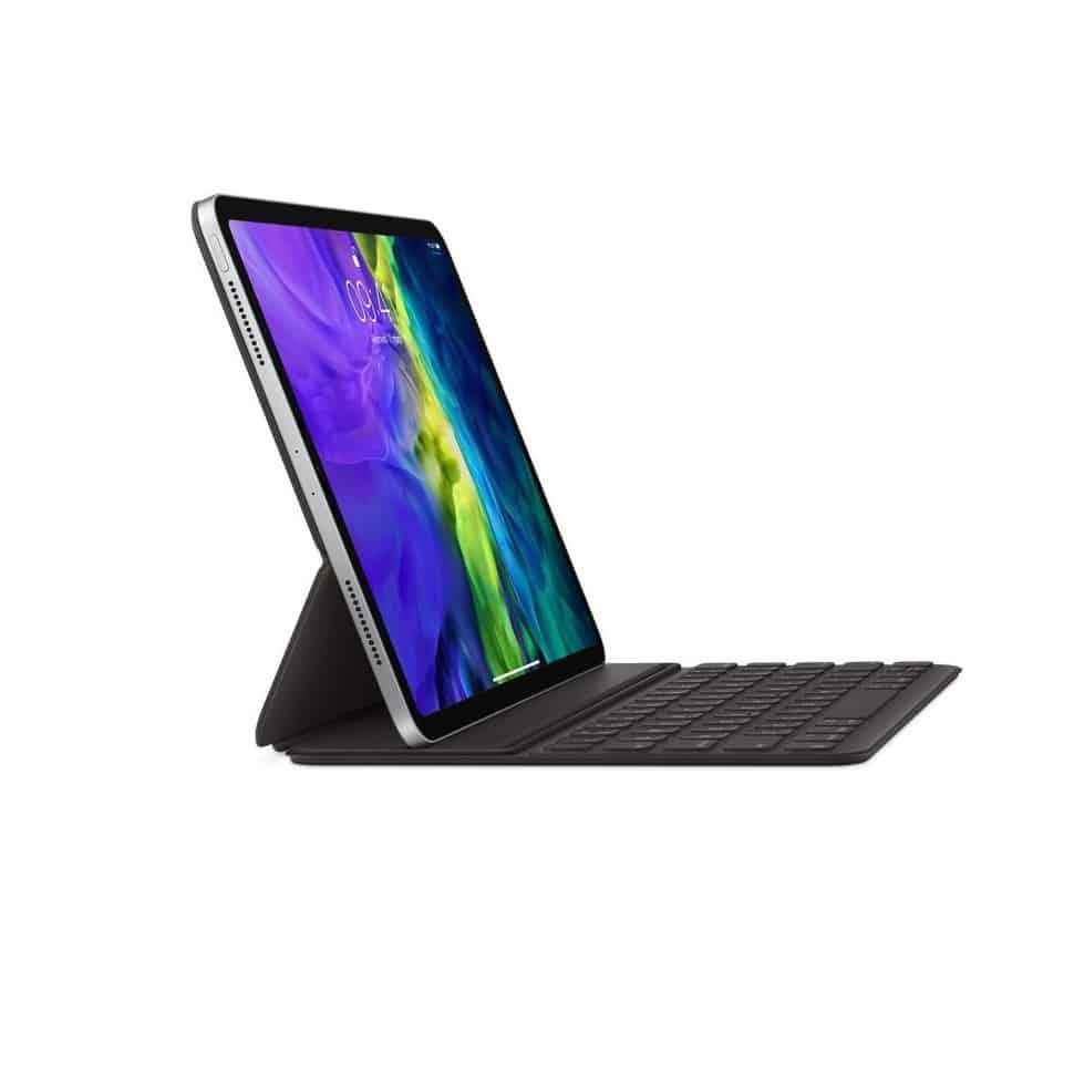 Smart Keyboard Folio pour iPad Pro 11 pouces (2020) - Français
