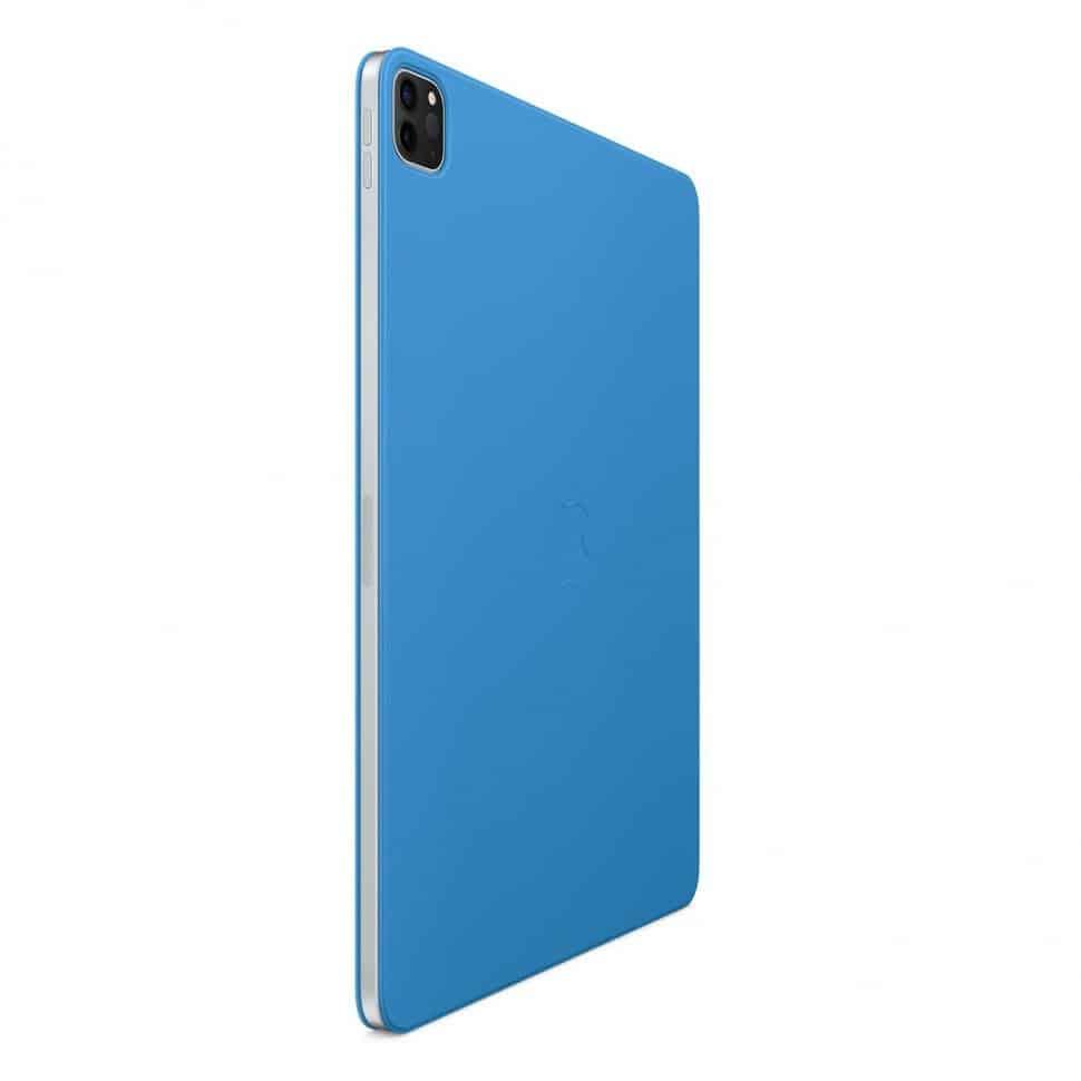 Smart Folio pour iPad Pro 12,9 pouces (3ème et 4ème génération) - Bleu surf