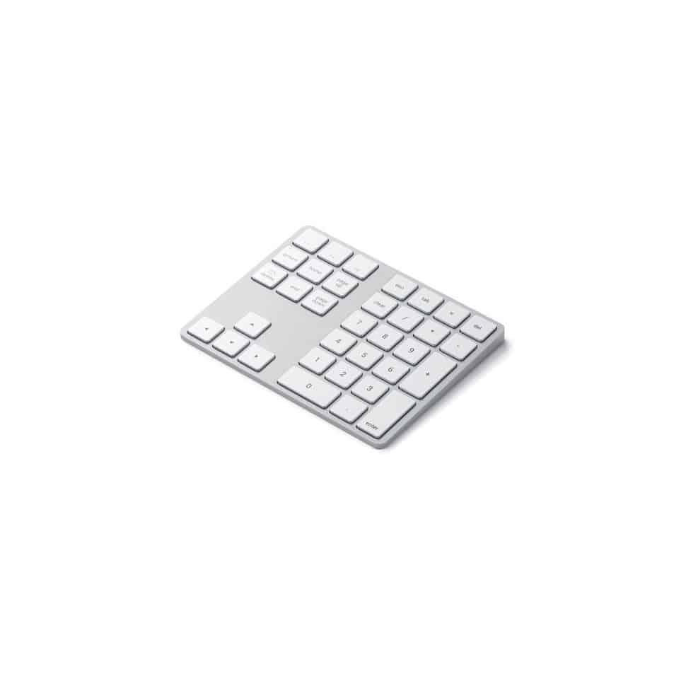 SATECHI - Pavé numérique sans fil - Silver