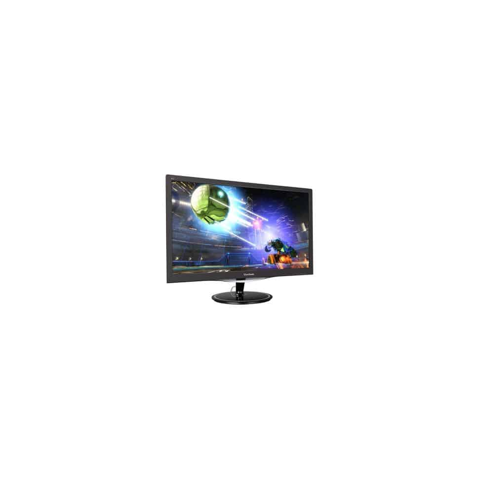 "Moniteur LCD Viewsonic VX2457-mhd  - 24"" Full HD LED - HDMI/VGA"