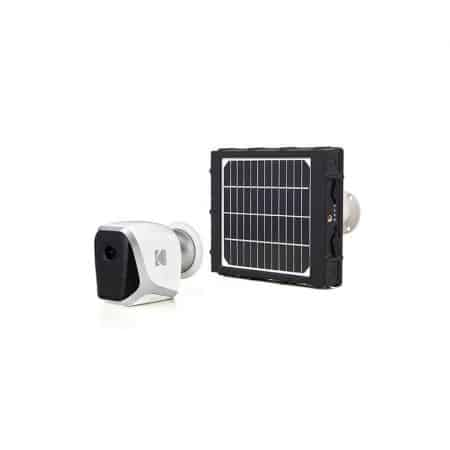 KODAK - INDOOR/OUTDOOR CAMERA + 1  Solar Panel