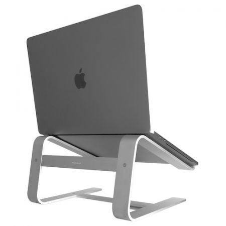 Macally : Support pour MacBook ASTAND Silver