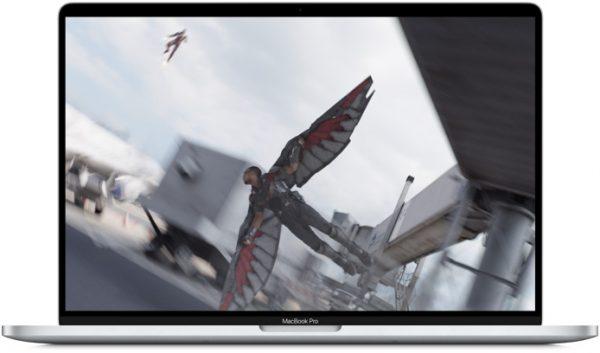 macbook pro 16 graphics