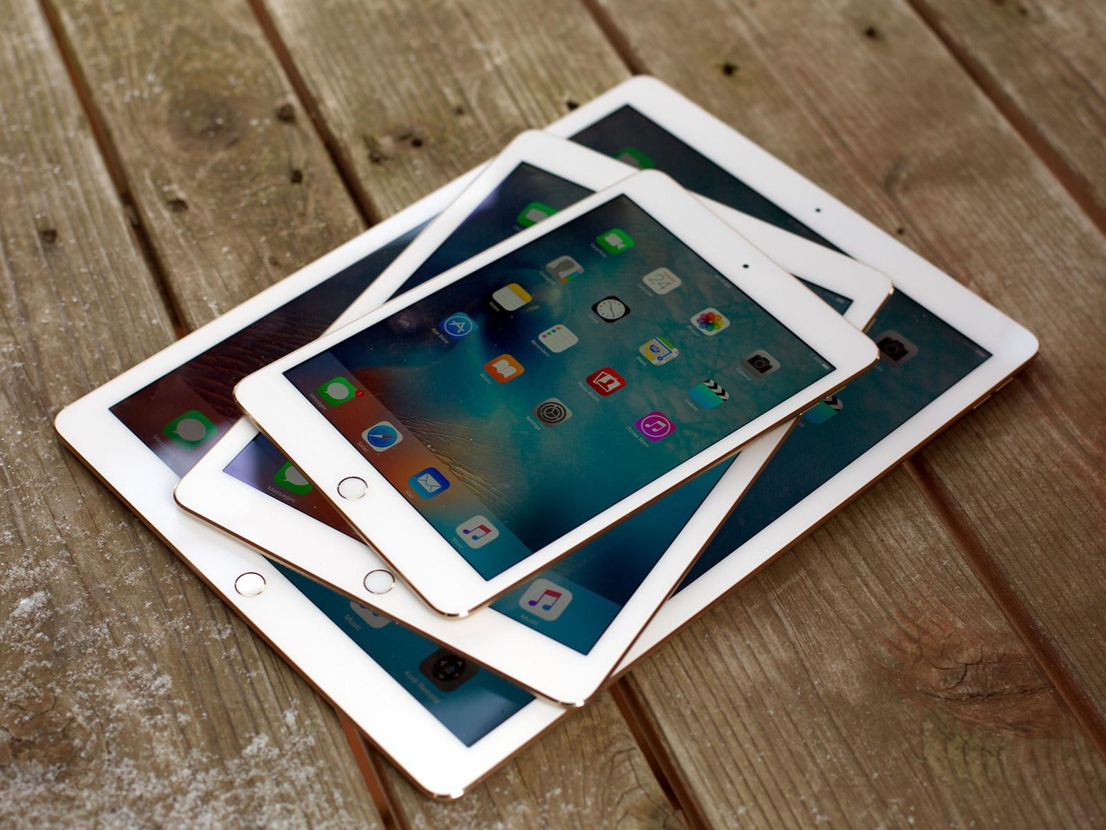 Top des utilisations de l'iPad