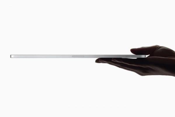 iPad flat