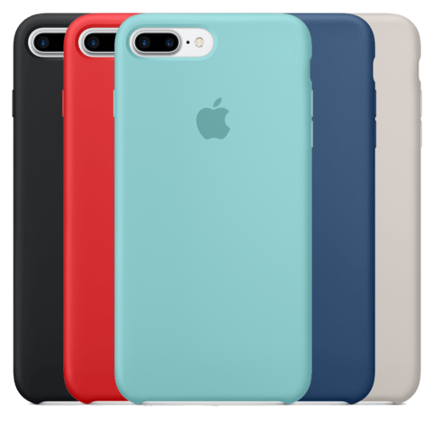 coques-protection-iPhone-silicone