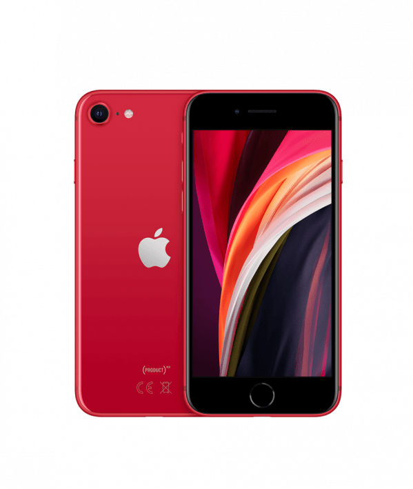 iPhone SE 2020 rouge